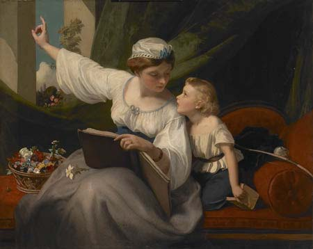 The Fairy Tale, James Sant (1820 - 1916)